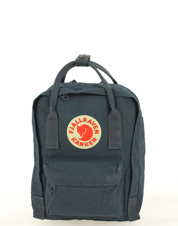 Sac à dos FJALLRAVEN Kanken Mini Navy face