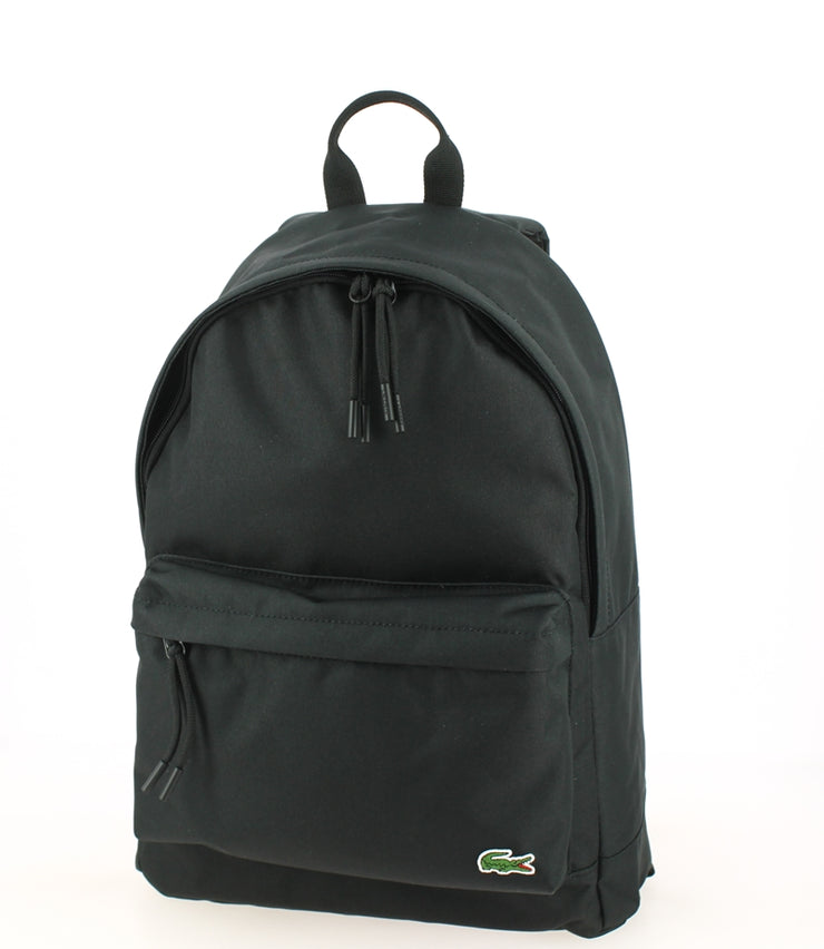 Sac à dos LACOSTE Backpack Noir face