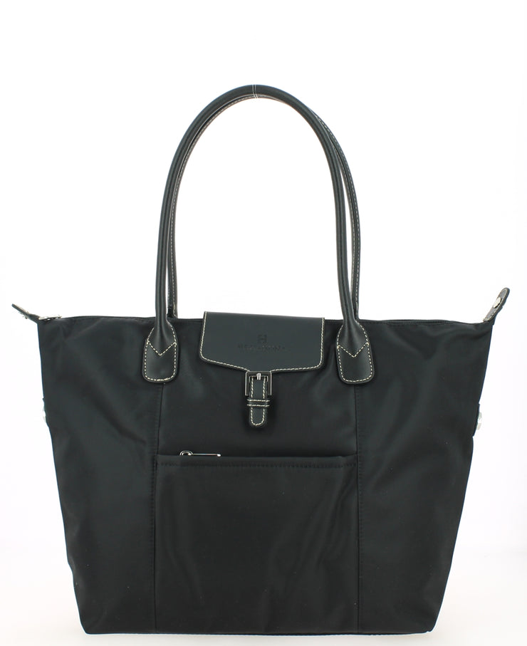 Sac shopping Hexageona Gilance-Noir face