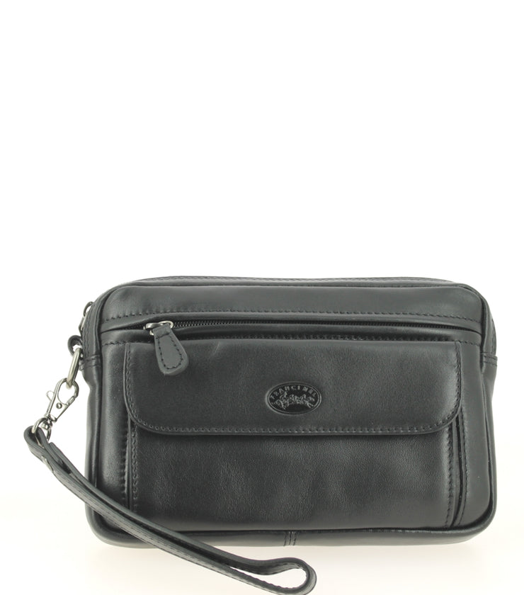 Pochette cuir FRANCINEL Face