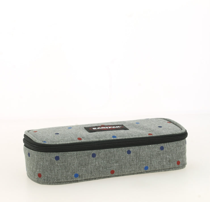 Trousse EASTPAK Oval Single Trio Dots face