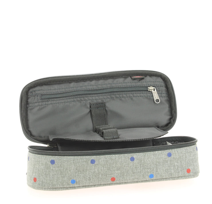 Trousse EASTPAK Oval Single Trio Dots