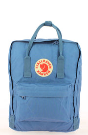 Sac à dos FJALLRAVEN Kanken Blue Ridge face