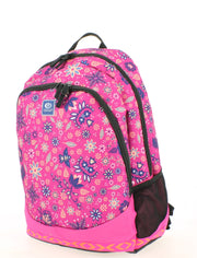 Sac à dos 2 compartiments Ripcurl Mandala Proschool Very Berry face