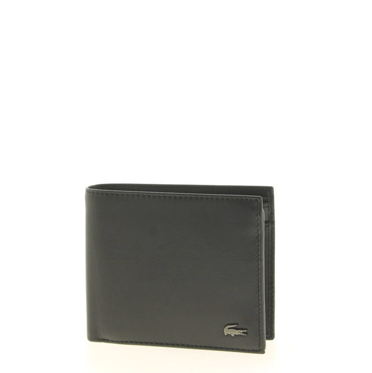 Portefeuille Lacoste Horizontal Triforld Wallet face