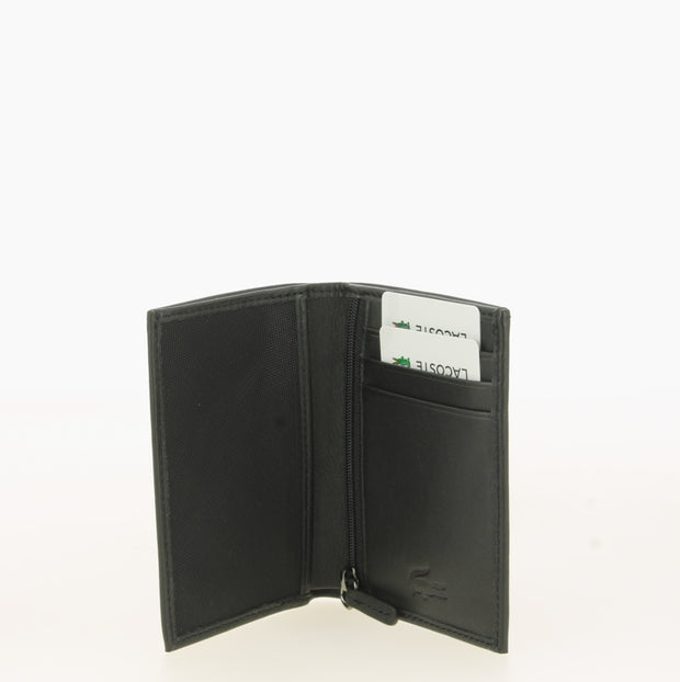 Portefeuille Lacoste S Vertical Billford Black
