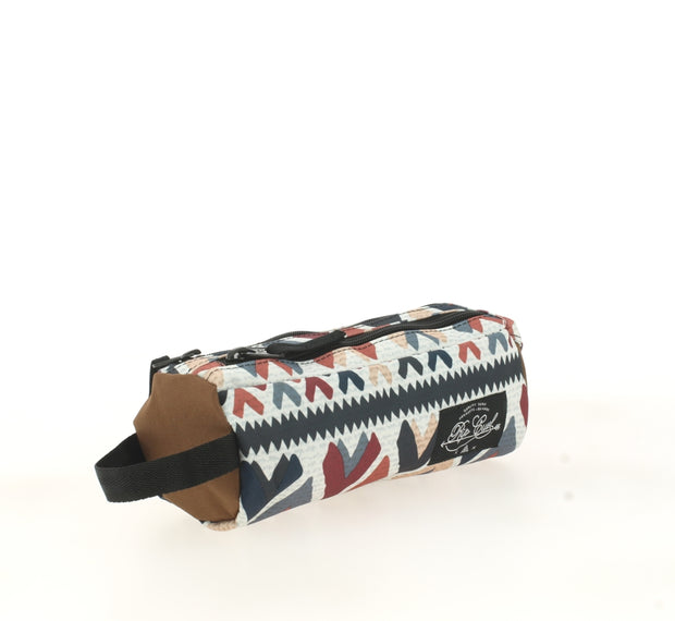 Trousse double Rip Curl Navarro Cannoli Cream