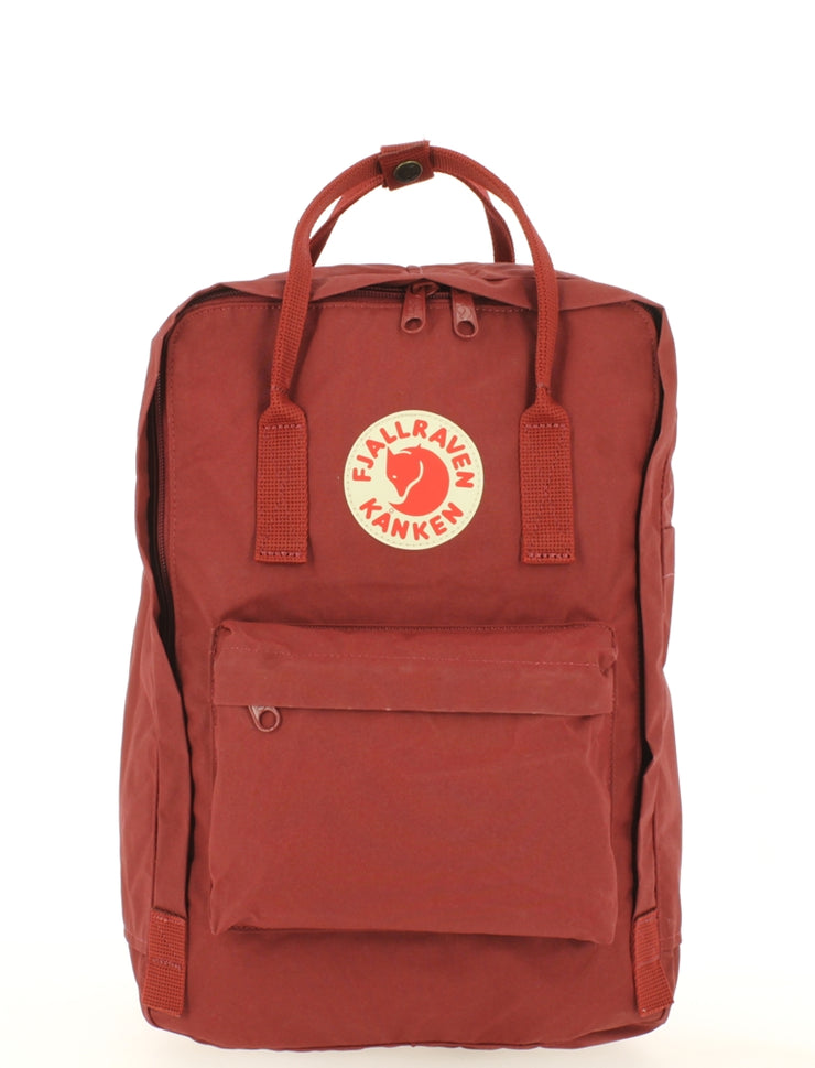 Sac ordinateur FJALLRAVEN Kanken 15 pouces Ox Red face