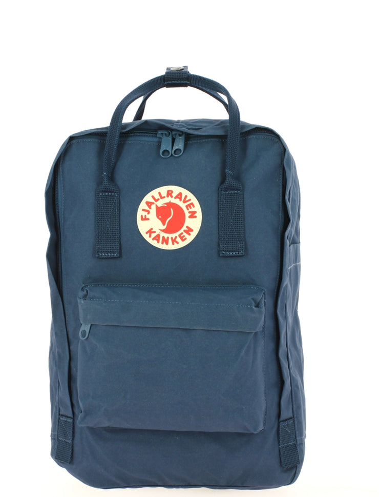 Sac ordinateur FJALLRAVEN Kanken 15 pouces Royal Blue face