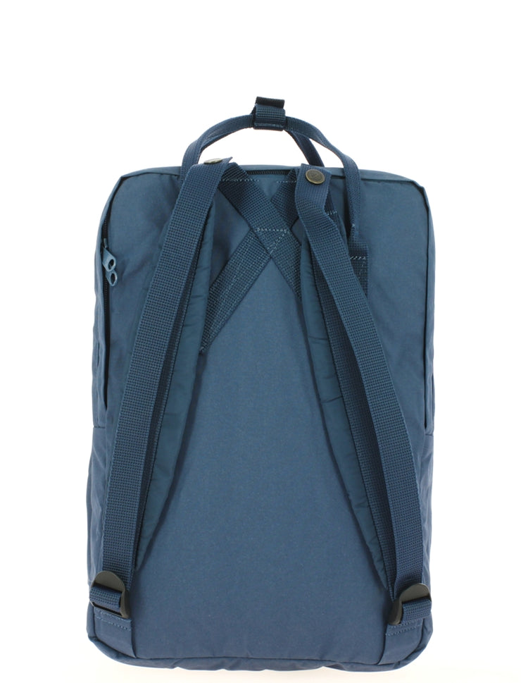 Sac ordinateur FJALLRAVEN Kanken 15 pouces Royal Blue dos