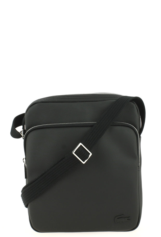 Sacoche Lacoste Crossover Bag Black face