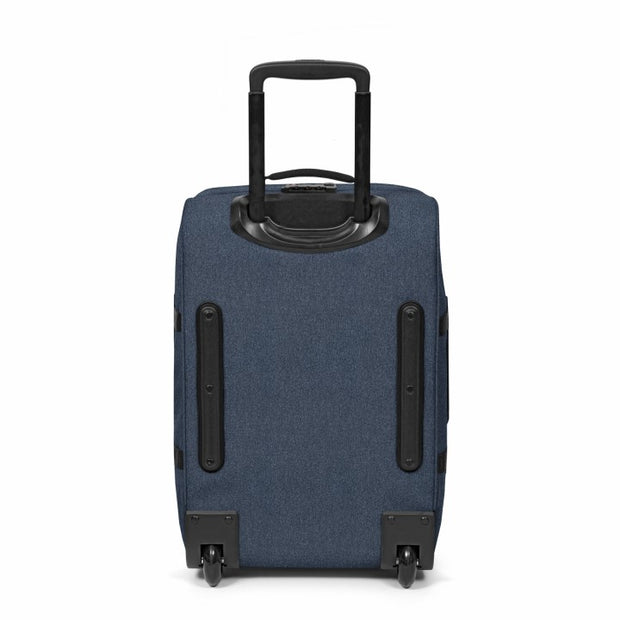 Sac Eastpak tranverz S double denim dos