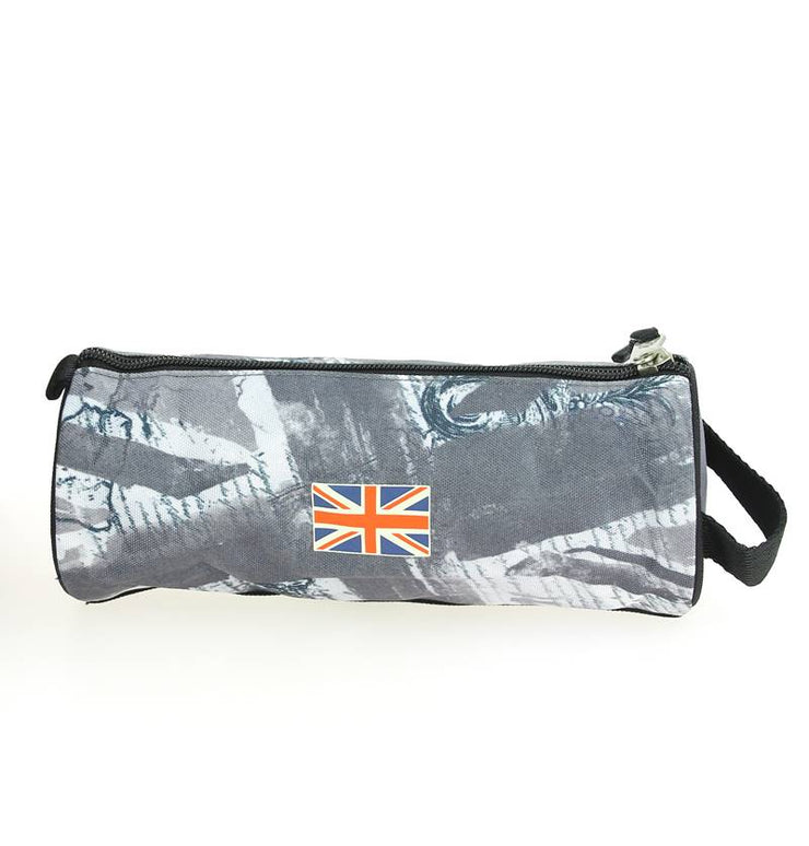 Trousse Pepe Jeans London GRIS 6084151 - dos