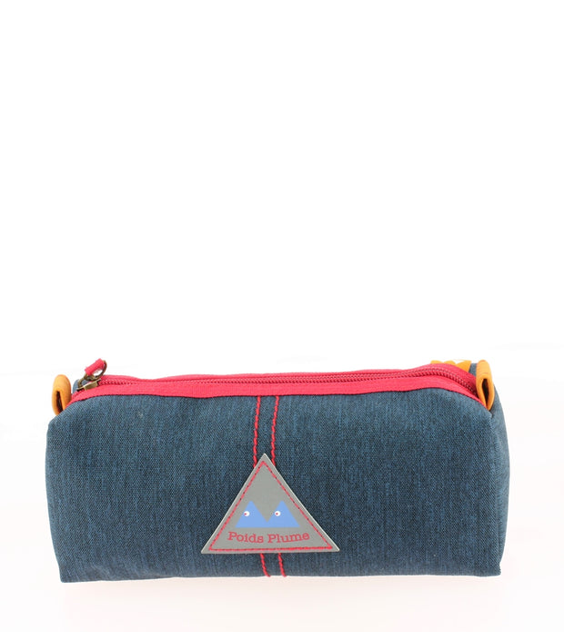 Trousse poids plume Red Dark Jean face
