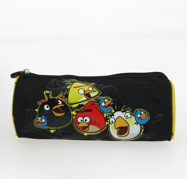 Trousse Ronde Angry Birds Noir FACE