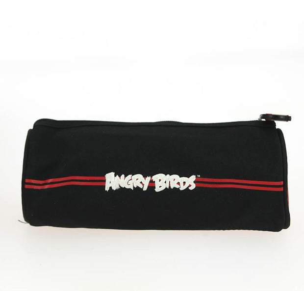 Trousse Ronde Angry Birds Rouge DOS