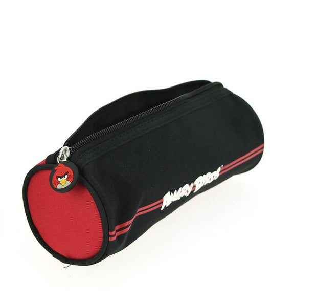 Trousse Ronde Angry Birds Rouge COTE