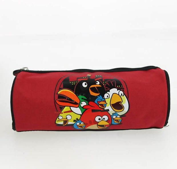 Trousse Ronde Angry Birds Rouge FACE