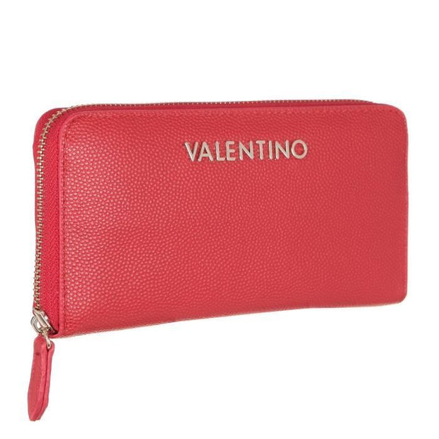 Valentino Portefeuille Divina ROUGE