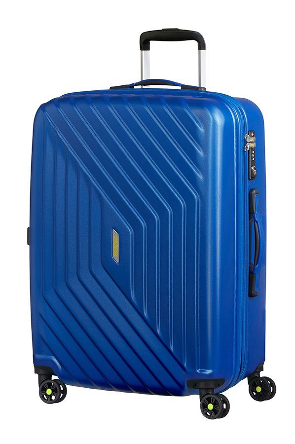 Valise Moyenne American Tourister AIR FORCE ONE Bleu Insig cote