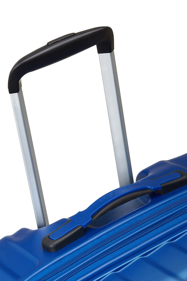 Valise Moyenne American Tourister AIR FORCE ONE Bleu Insig poignée