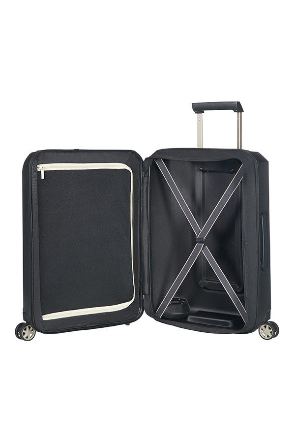 Valise cabine SAMSONITE extensible Prodigy 74770/1041 OUVERT