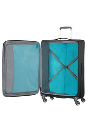 Valise 4 roues 67cm American Tourister Herolite ouverte