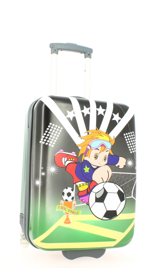 Valise enfant Madisson Football face