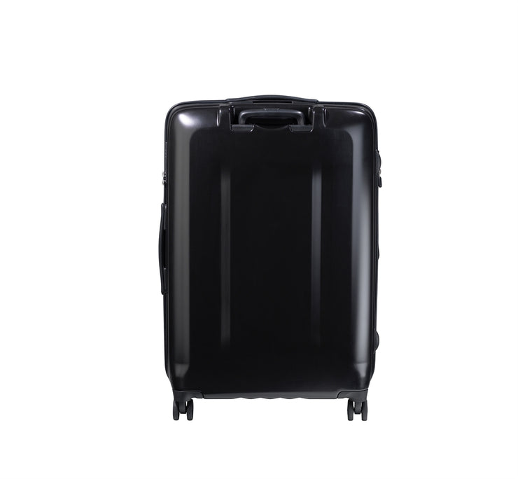 Valise grande taille Jump extensible noir DOS