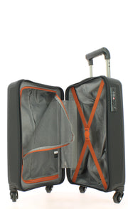 Valise Tanoma Jump 3200-noir-ouvert