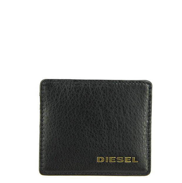 Porte-cartes homme DIESEL Jem Wallets Johnas Noir face