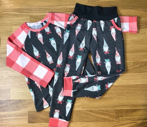 Women's Gnome Pj Set
