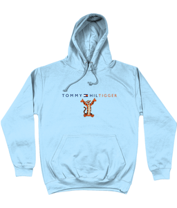 Tommy Hiltigger Hoodie - In White / Pink / Blue or Grey