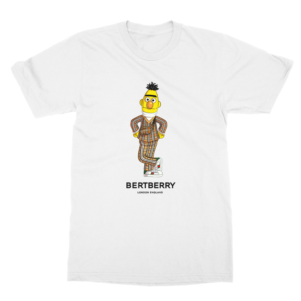Bertberry Tee - White