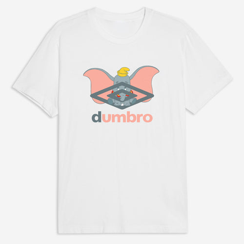Dumbro Tee - Black / White