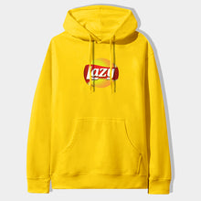 Load image into Gallery viewer, Lazy Hoodie in Blue / Yellow / Green / Red