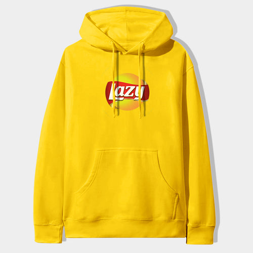 Lazy Hoodie in Blue / Yellow / Green / Red