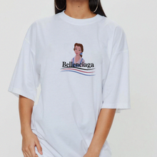 Load image into Gallery viewer, Bellenciaga Tee - White