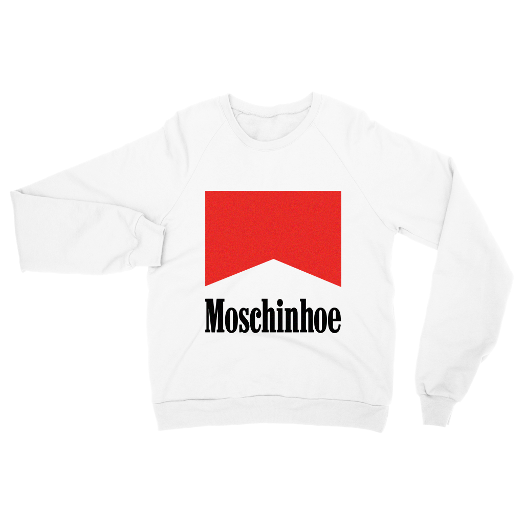 Moschinhoe Sweat - White