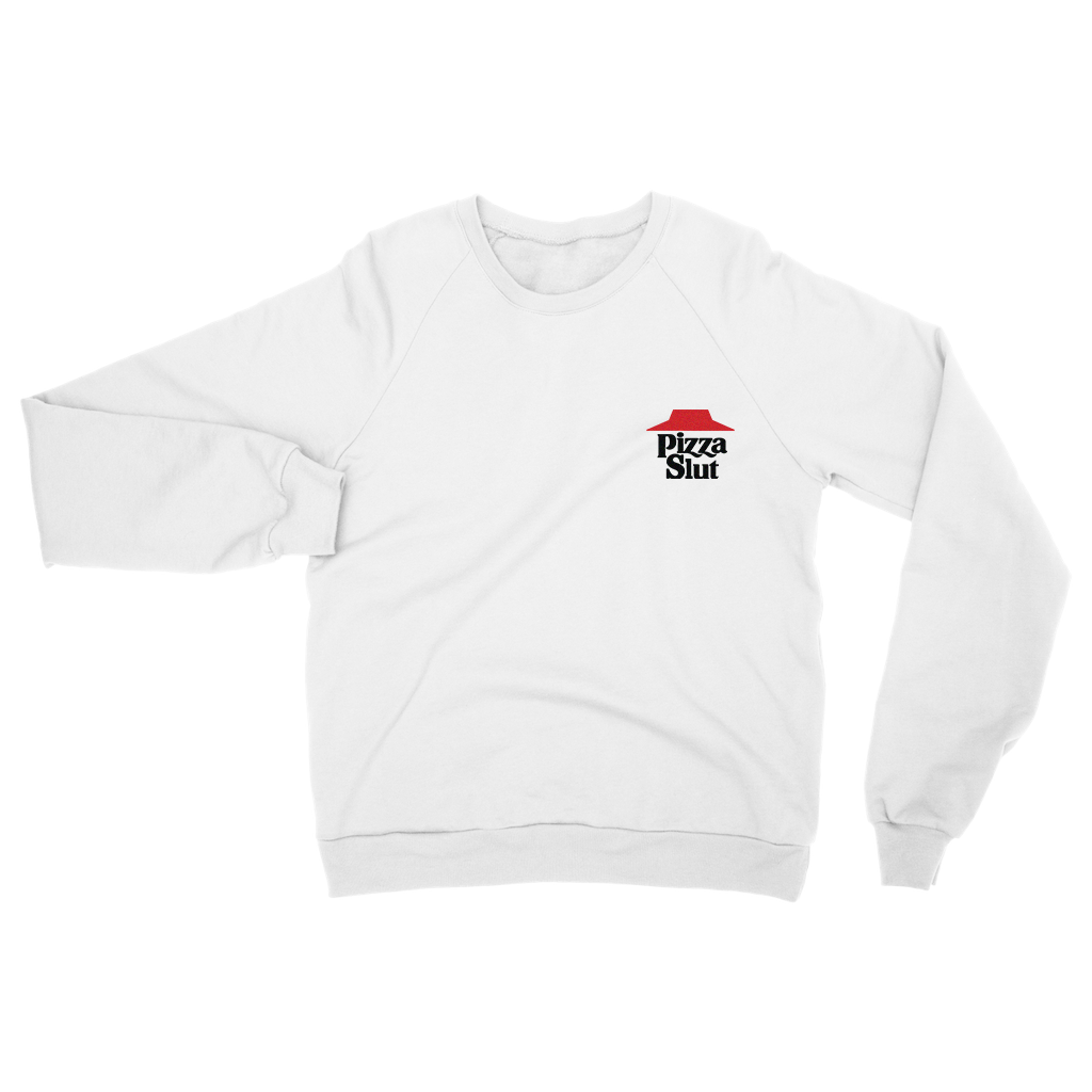 Pizza Hut Pocket  Sweat - White