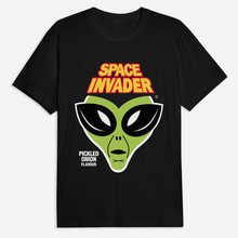Load image into Gallery viewer, Space Invader Tee in Black