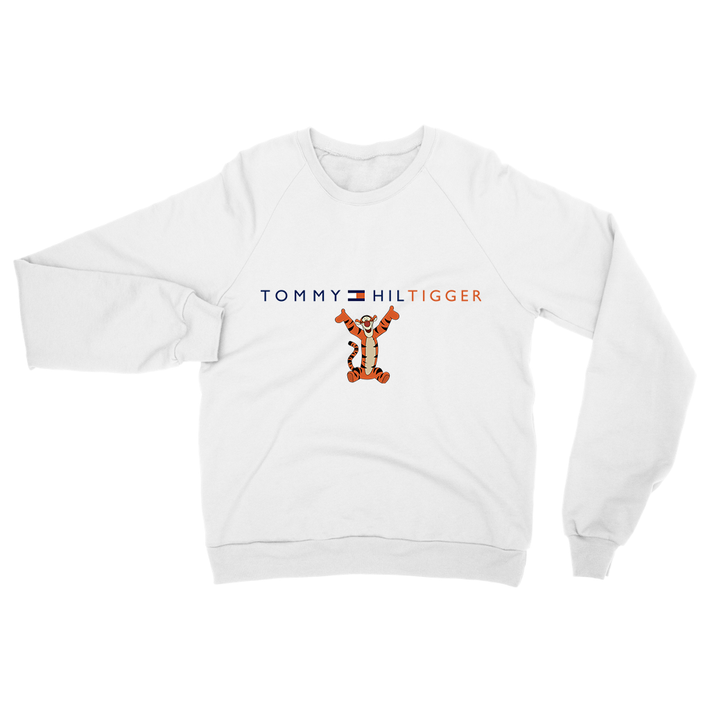 Tommy Hiltigger Tee - White / Grey