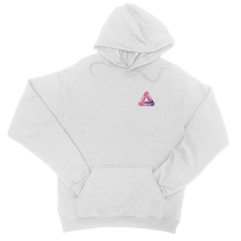 Princess X Palace Hoodie - White / Black