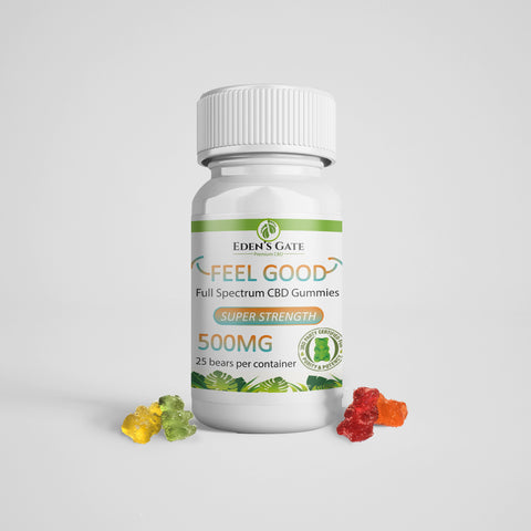 CBD Gummies bear sweet - 20mg each