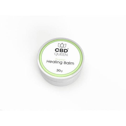 CBD Queen Healing Balm 300mg - 30g