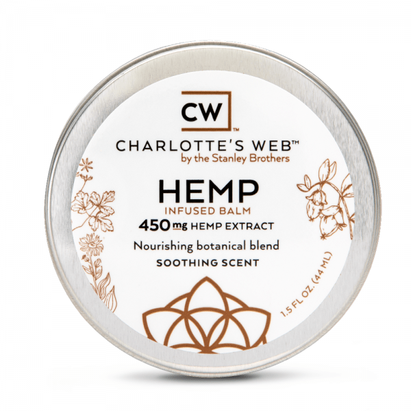 Charlottes Web CBD Soothing Scent Infused Balm - 450mg