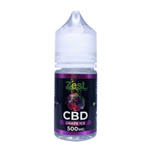 ZestCBD Grape Ice CBD E Liquid - 500MG/30ML