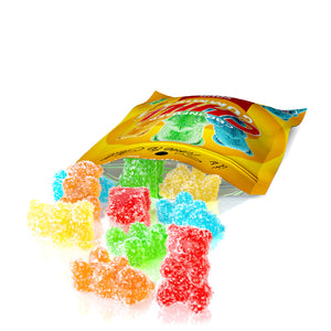 Chill Plus Gummies CBD Sour Bears - 200mg