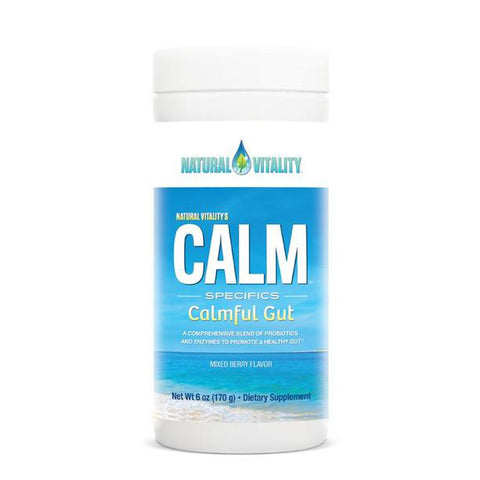 Natural Vitality - Calmful Gut - 170g