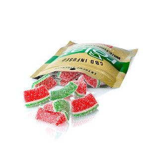 Relax Gummies CBD Watermelon Slices - 100mg